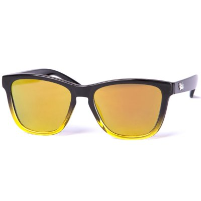 Pitcha BALDAN sunglasses black/yellow