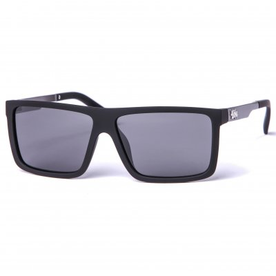 Pitcha IRONER2 sunglasses black/grey