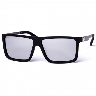 Pitcha IRONER2 sunglasses black/silver