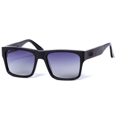 Pitcha MAASAI III sunglasses black/gr...