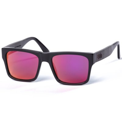 Pitcha MAASAI III sunglasses black/re...
