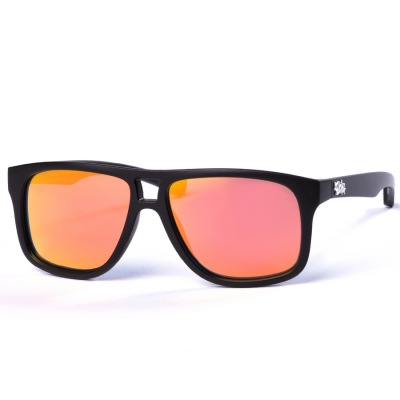 Pitcha MAFO sunglasses black/redmirrored