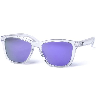 Pitcha PUSSYNA sunglasses clear/purple