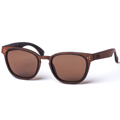 Pitcha RAWOO sunglasses sapele/brown
