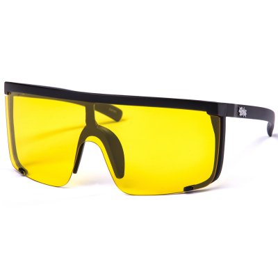 Pitcha RAZER sunglasses black/yellow