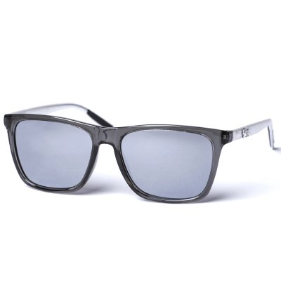 Pitcha SOCIAL2 sunglasses clear/silver