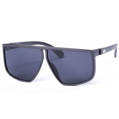 Pitcha SPACER sunglasses grey matte/b...