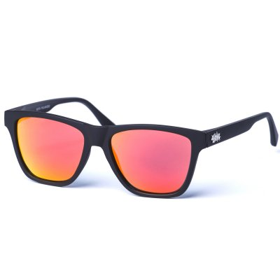 Pitcha TOPER sunglasses black/red