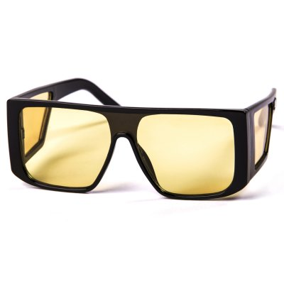 Pitcha VEESA sunglasses black/yellow