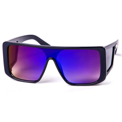 Pitcha VEESA sunglasses dark blue/blu...
