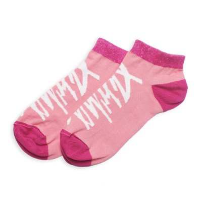 ponožky Pitcha Liliput light socks pink