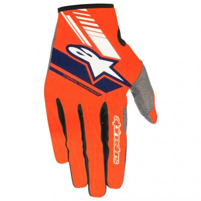 Rukavice Alpinestars Neon 2020 orange...