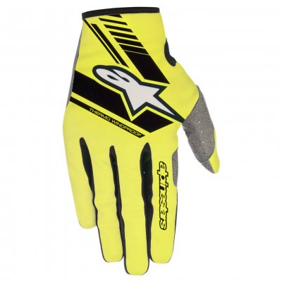 Rukavice Alpinestars Neon 2020 yellow...