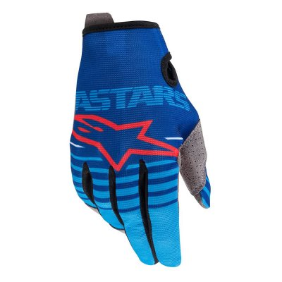 Rukavice Alpinestars Radar 2020 blue/...