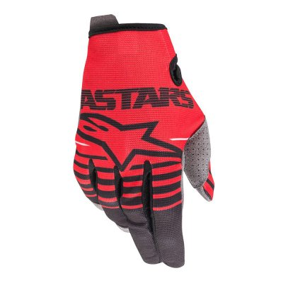 Rukavice Alpinestars Radar 2020 red/b...