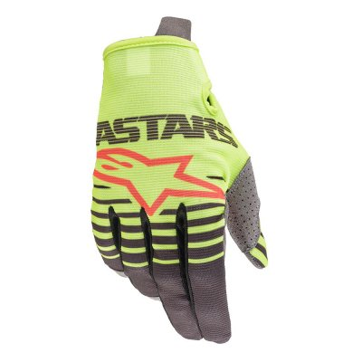Rukavice Alpinestars Radar 2020 yello...
