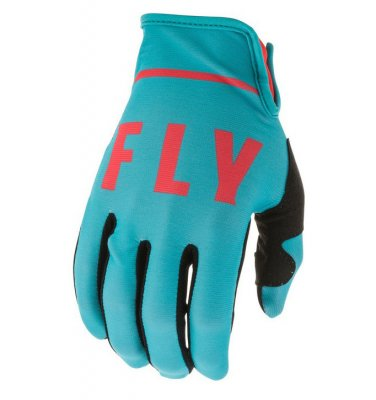 Rukavice Fly Racing Lite 2020 blue/red