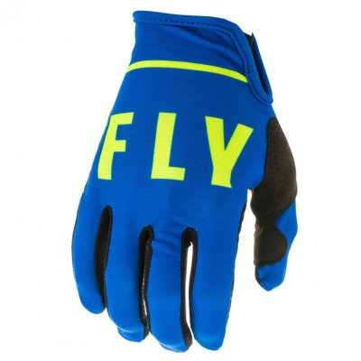 Rukavice Fly Racing Lite 2020 blue/bl...