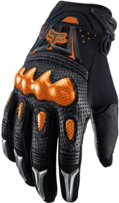 Rukavice Fox Bomber Glove Black/Orange