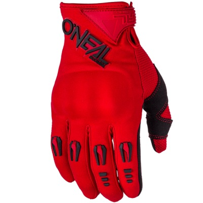 Rukavice Oneal Hardwear Iron Red