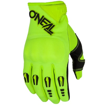 Rukavice Oneal Hardwear Iron Yellow