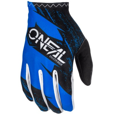 Rukavice Oneal Matrix Burnout Blue