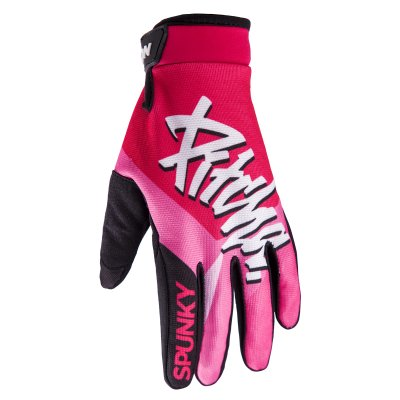 rukavice Pitcha Team gloves pink