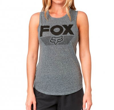 820e8272e8a Tílko Fox Ascot Tank Heather Graphite