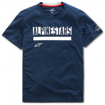 Triko Alpinestars Stated Dry dark blue