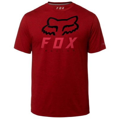 Triko Fox Heritage Forger Tech Tee Red