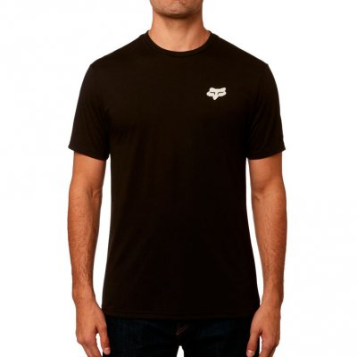 de0415cbe2 Triko Fox Manifest Tech Tee Black