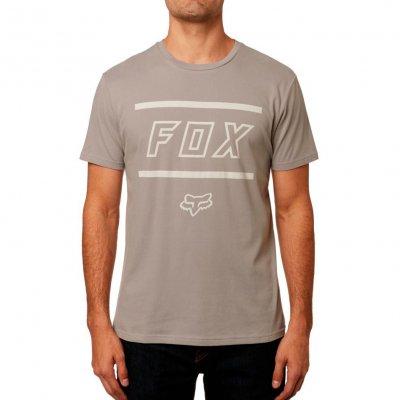 de5dd546fc Triko Fox Midway Airline Tee Steel Grey