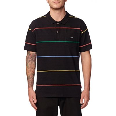 Triko Globe Appleyard Incline Polo black