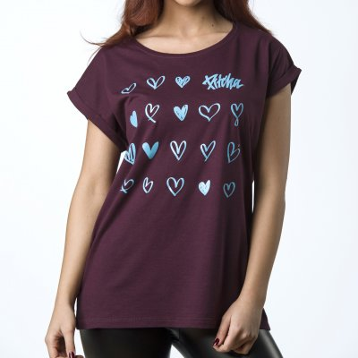 triko pitcha HEARTS women's shir...