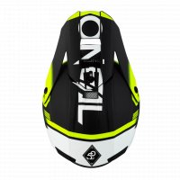 Helma Oneal 10Series Blur FBR black/fluo yellow