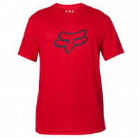 Triko Fox Legacy Fox Head Ss Tee Chilli